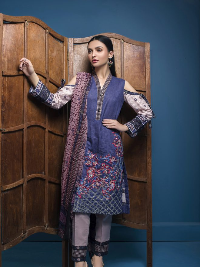Arisha Chowdary Summer Lawn Collection 2018 (34)