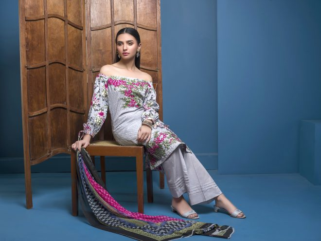 Arisha Chowdary Summer Lawn Collection 2018 (37)