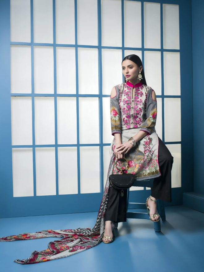 Arisha Chowdary Summer Lawn Collection 2018 (44)