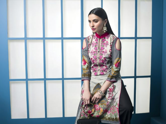 Arisha Chowdary Summer Lawn Collection 2018 (45)