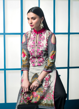 Arisha Chowdary Summer Lawn Collection 2018 (46)