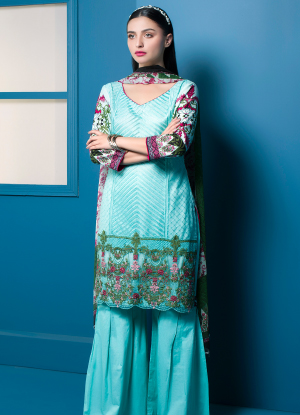 Arisha Chowdary Summer Lawn Collection 2018 (52)