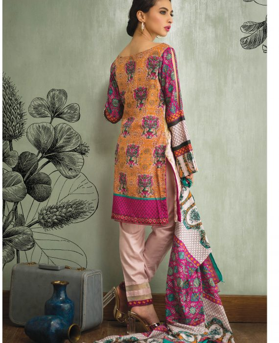 Libas Mid Summer Lawn Collection 2018 (18)