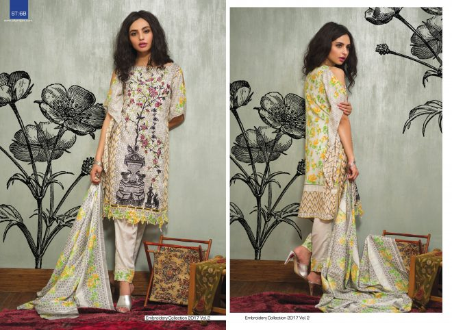 Libas Mid Summer Lawn Collection 2018 (23)