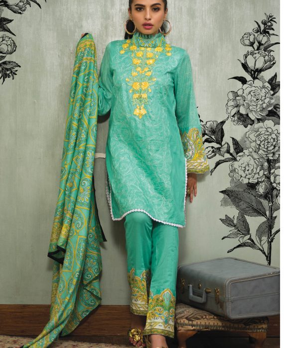 Libas Mid Summer Lawn Collection 2018 (27)