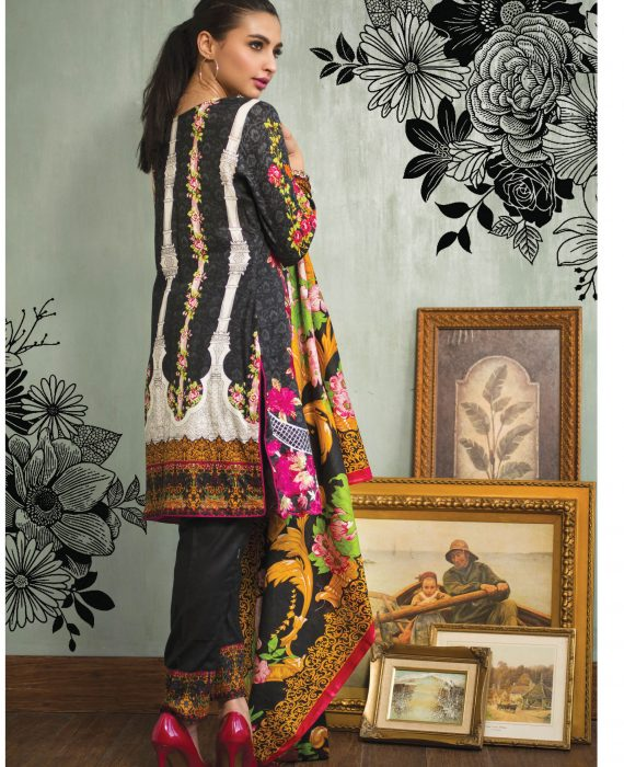 Libas Mid Summer Lawn Collection 2018 (3)