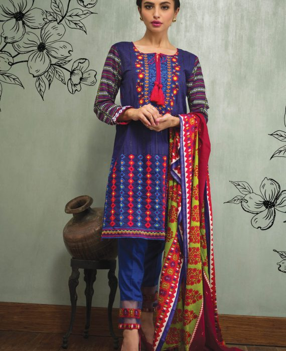 Libas Mid Summer Lawn Collection 2018 (33)