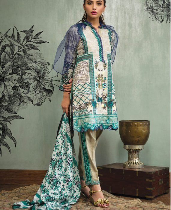 Libas Mid Summer Lawn Collection 2018 (7)
