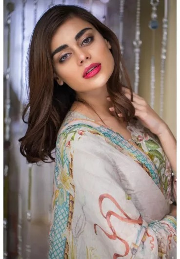 Firdous Lawn Summer Collection 2018 - Malhar Collection