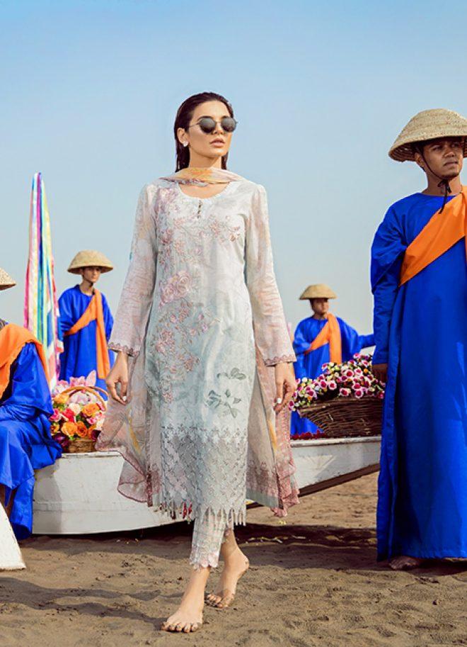 Iznik Chinon Lawn Collection 2018 (4)