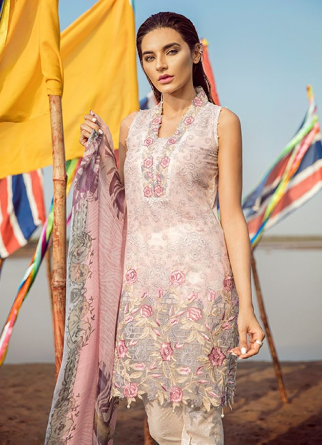 Iznik Chinon Lawn Collection 2018 (8)