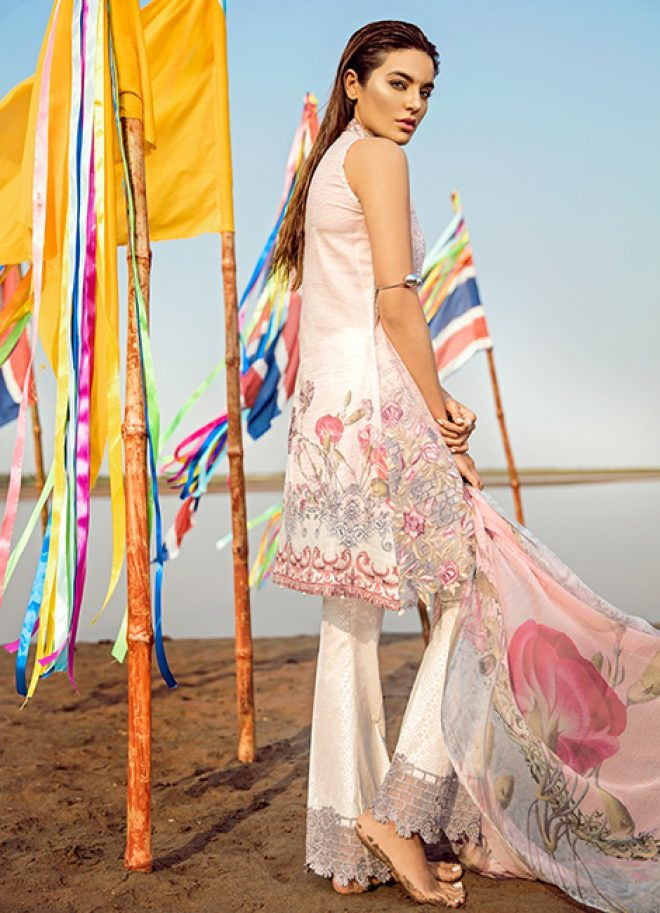 Iznik Chinon Lawn Collection 2018 (9)