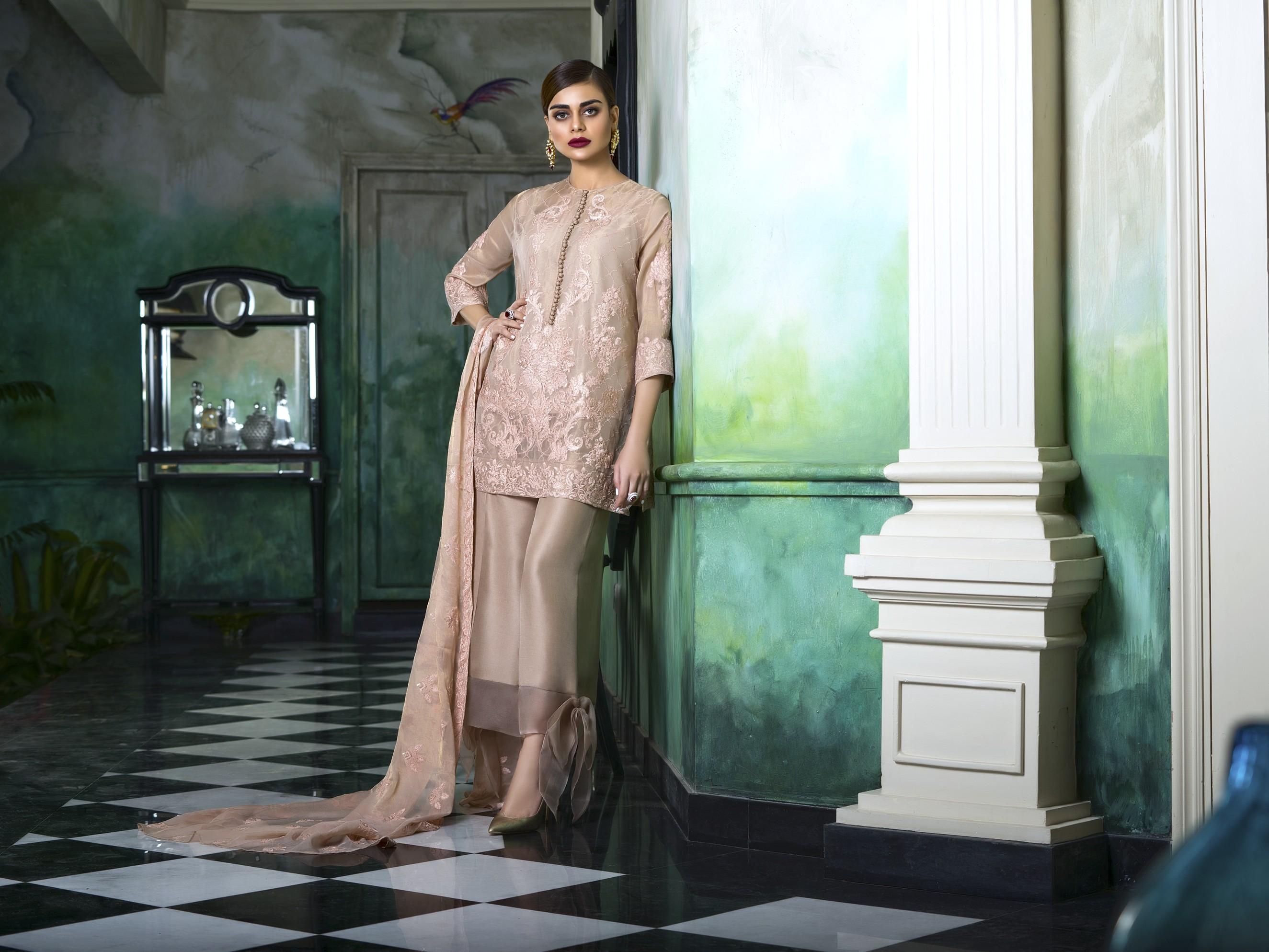 Honey Waqar Eid Collection 2018