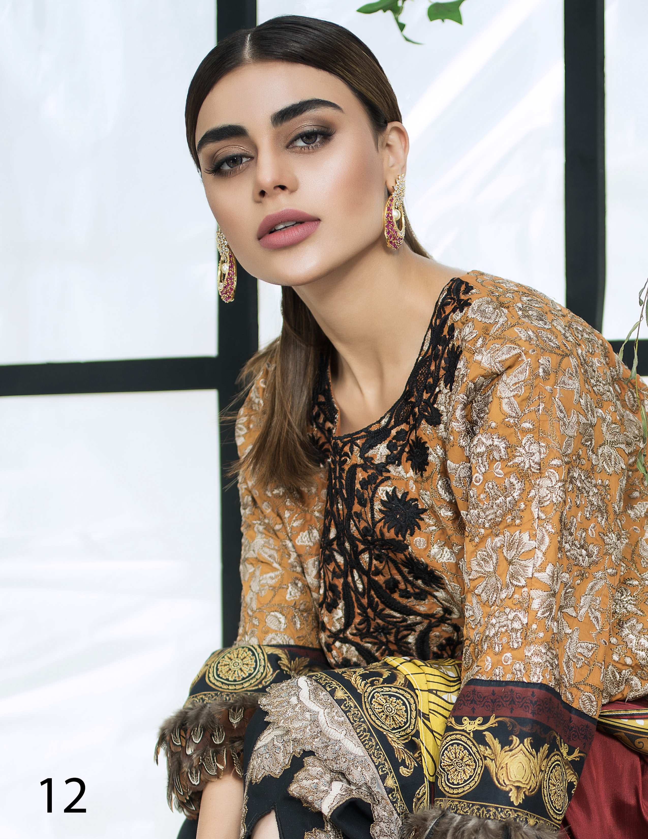 Maheen Karim Summer Lawn 2018