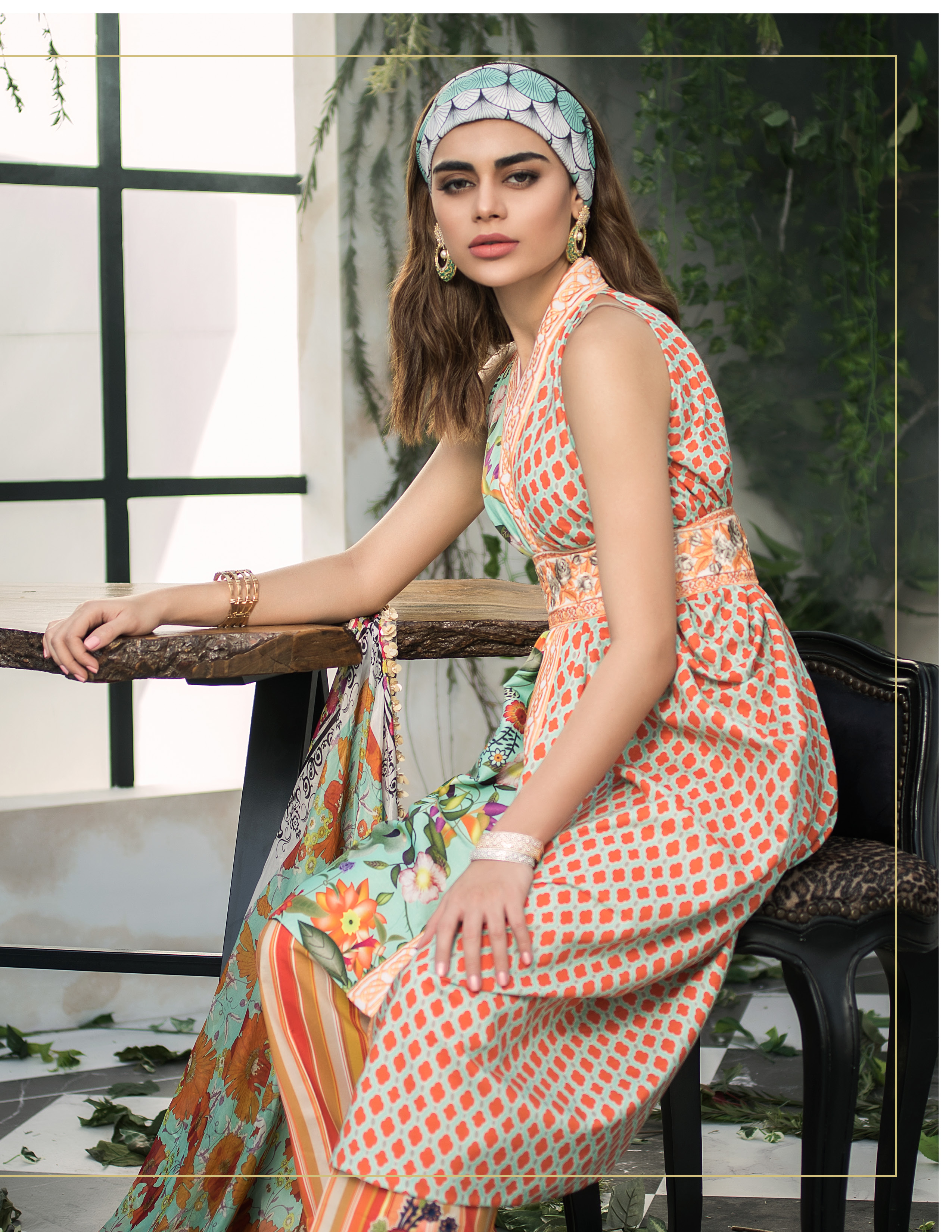 Maheen Karim Spring/Summer Lawn Collection 2018 | By ZS Textiles