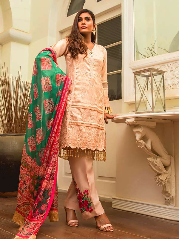 Rehaab Emerald Luxury Embellished Collection 2018 (1)