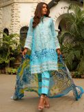 Rehaab Emerald Luxury Embellished Collection 2018