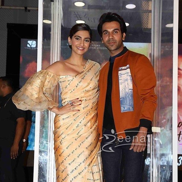 Sonam Kapoor Ek Ladki Ko Dekha Toh Aisa Laga Promotions
