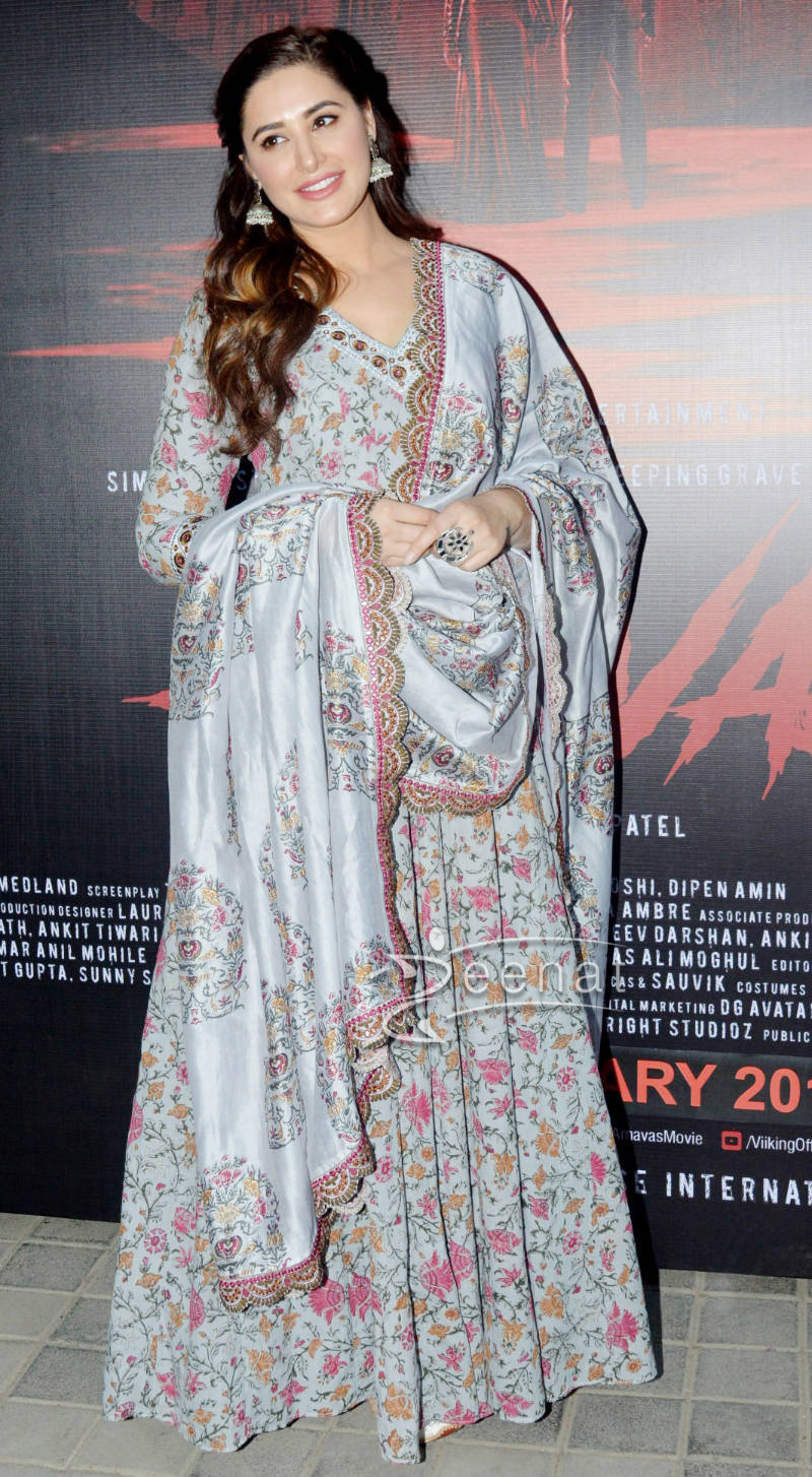 Nargis Fakhri in Punit Balana for Amavas Movie