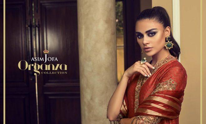Asim Jofa Pakistani Designer