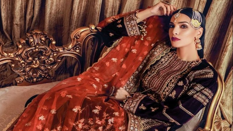 Maahru Wedding Collection By Gul Ahmed