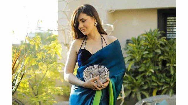 Mahnoor Baloch at Hum Style Awards 2020
