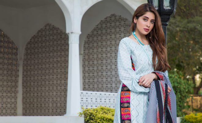 Subhata Designer Embroidered Lawn 2020
