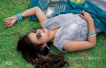 Zainab Chottani's Luxury Lawn/Chikankari 2020 Collection