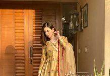 Sana Javed in Ansab Jahangir